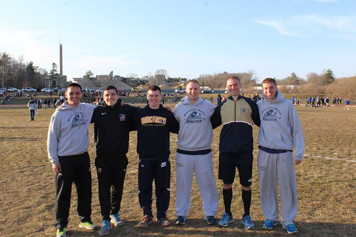 Bucs Finish Middle of the Pack; McCabe Breaks Own Shot Put Record at Hometown Meet