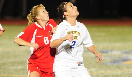 Women's Soccer Tabbed As Top Seed in ECAC Division III New England Tournament