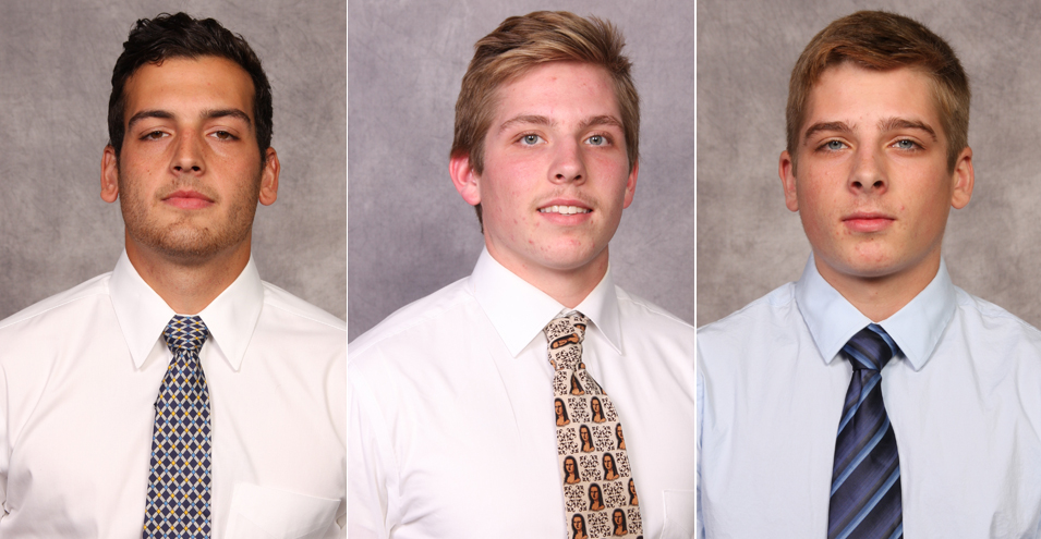 Three Storm Lacrosse Players Earn POW Honors