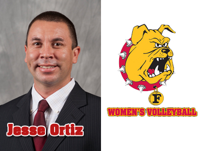 Jesse Ortiz Named Ferris State Women's Volleyball Assistant Coach