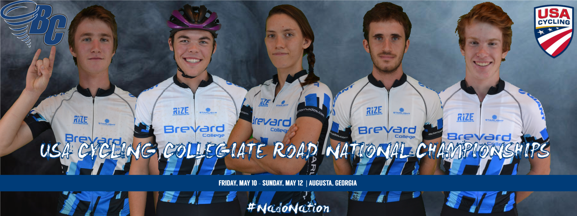 Brevard College Cycling to Compete at USA Cycling Road National Championships
