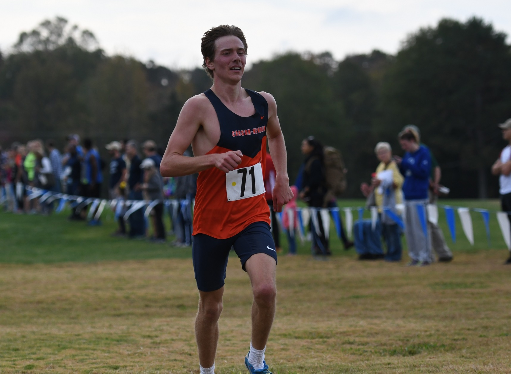 Greer advances to Nationals, men finish in 12th place while women finish in 14th