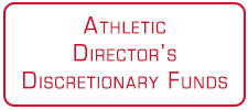 Athletic director's discretionary fund