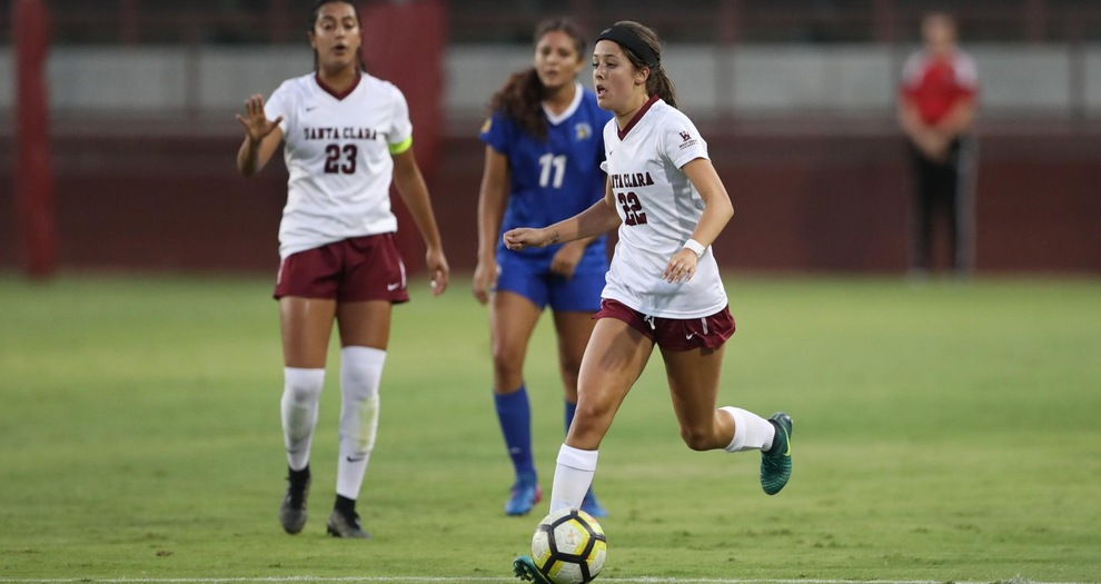 Reigning National Champs on Tap for Women's Soccer