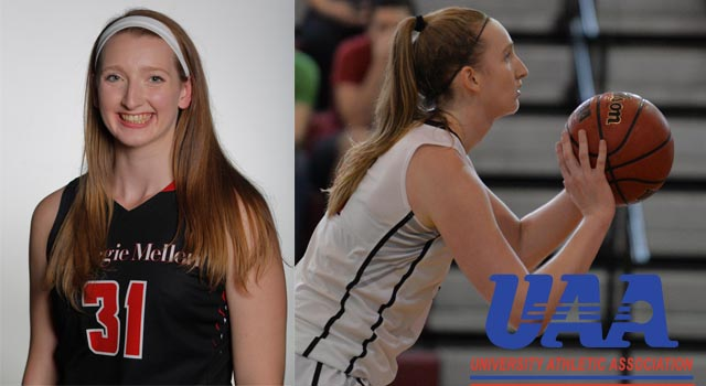 UAA Basketball Road Weekend Blog #4: Lisa Murphy, Carnegie Mellon