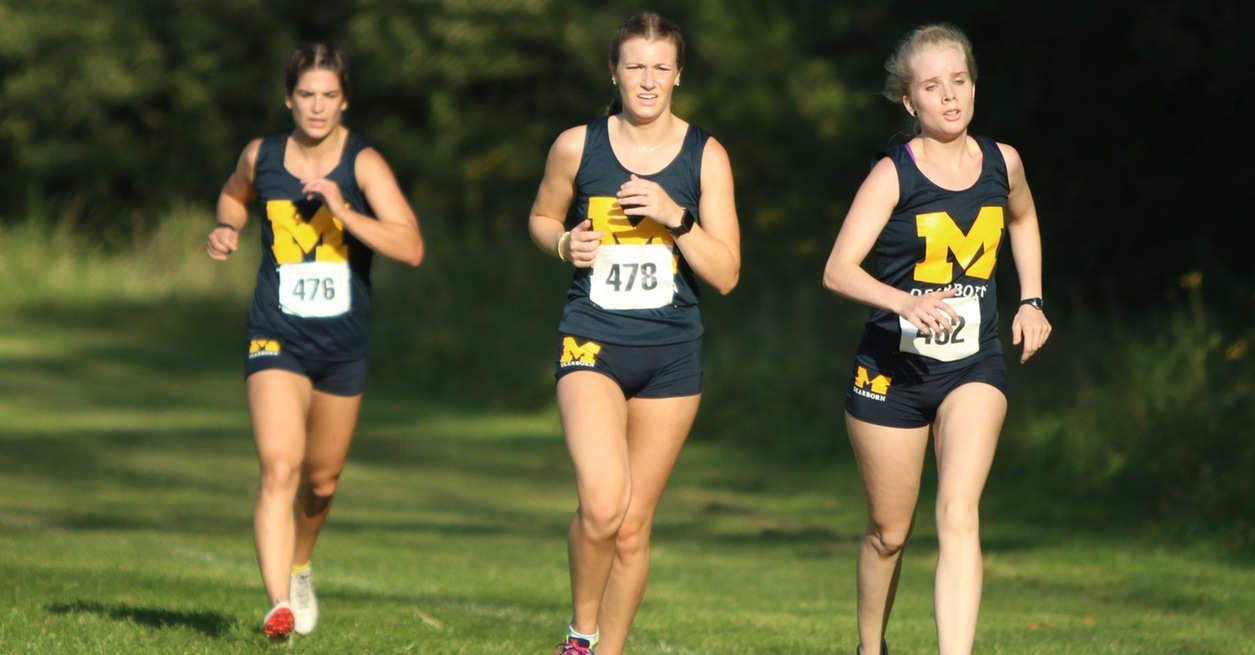Wolverines Compete at Jayhawk Invitational