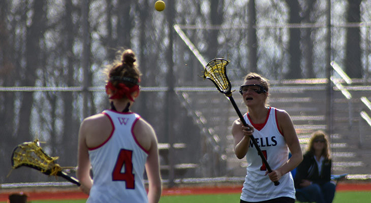 First-Place Morrisville Runs Past Women's Lacrosse