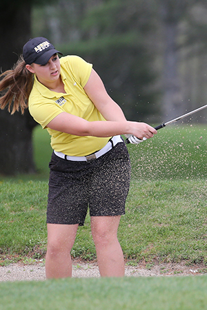 Brooke Symons, Adrian, Women's Golf Athlete of the Week 9/25/17