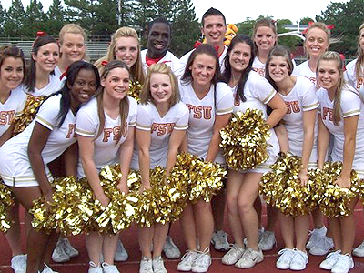 FSU Cheerleading Tryouts On Nov. 15