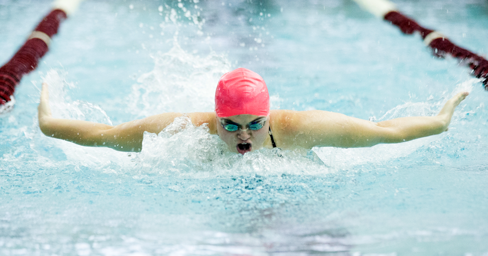Cardinals Open Yellow Jacket Invitational with Strong Swims