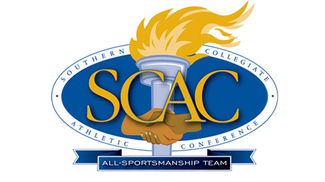SCAC Announces Fourth Annual Swimming and Diving All-Sportsmanship Teams