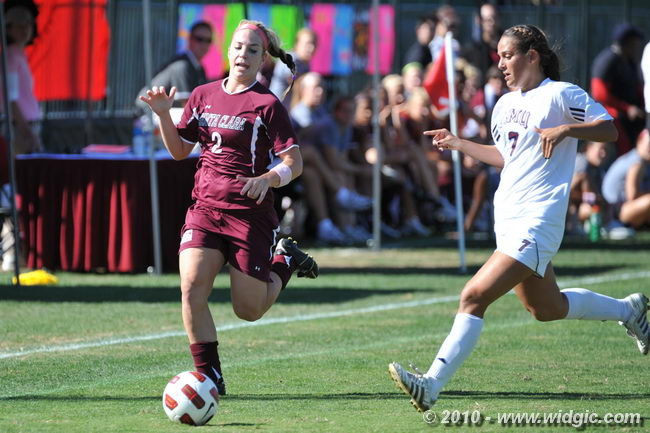 No. 16 Santa Clara Wins At Cal Poly 3-0