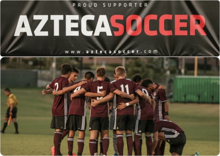 Mt. SAC Men's Soccer Defeats West Hills, 4-1, Fullerton, 2-0, In Azteca/Adidas Tournament