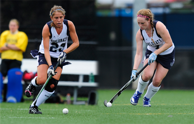 Willert, Hennigan Earn NFHCA All-American Honors