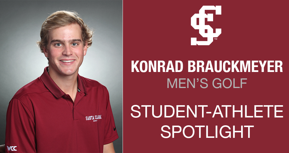 Student-Athlete Spotlight: Konrad Brauckmeyer