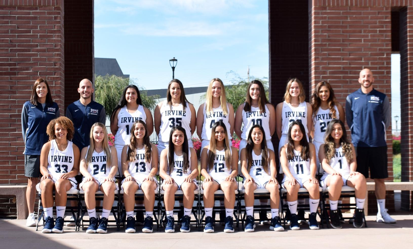 Women's basketball team ranked No. 8 in first state CCCSIA poll