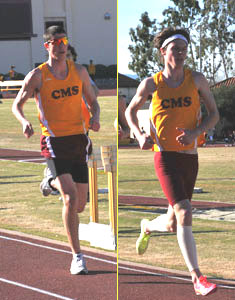 Distance Squads Shine At SCIAC Championships