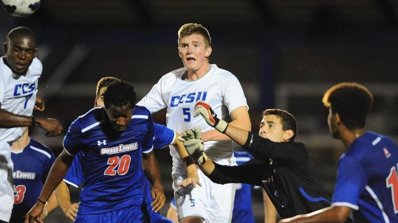 Qualter Adds College Soccer News Selection to Awards List