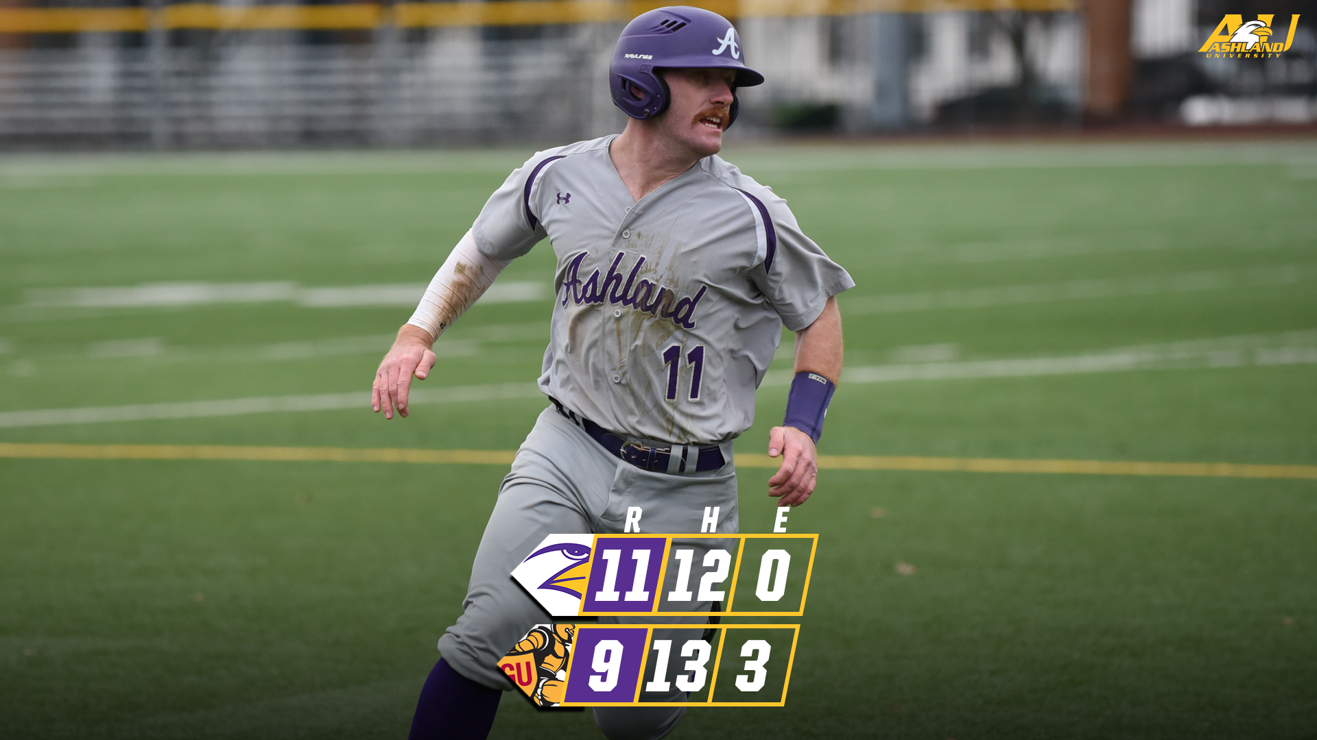 #25 Eagles Hang On For 11-9 Win At Gannon