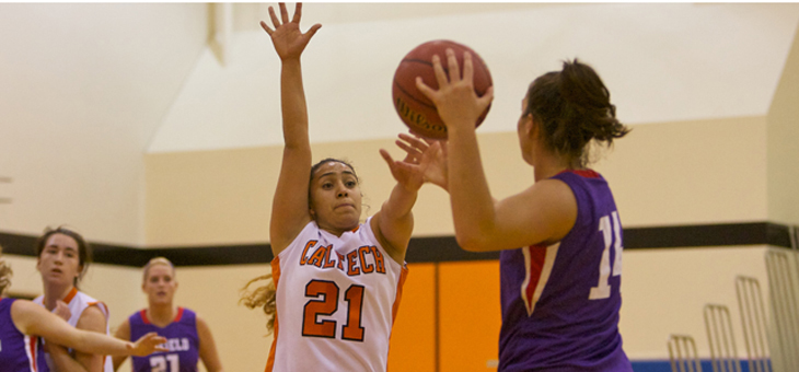 Steady Foul Shooting Leads Pomona-Pitzer Over Caltech