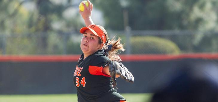 Funaki Pitches Complete Game Against Willamette