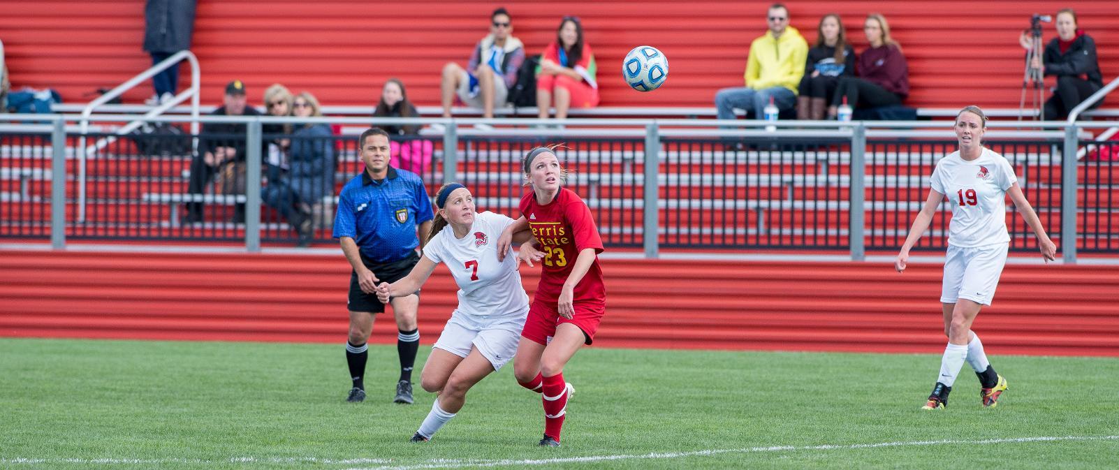 Women S Soccer Vs Ferris State October 10 2014 Saginaw Valley