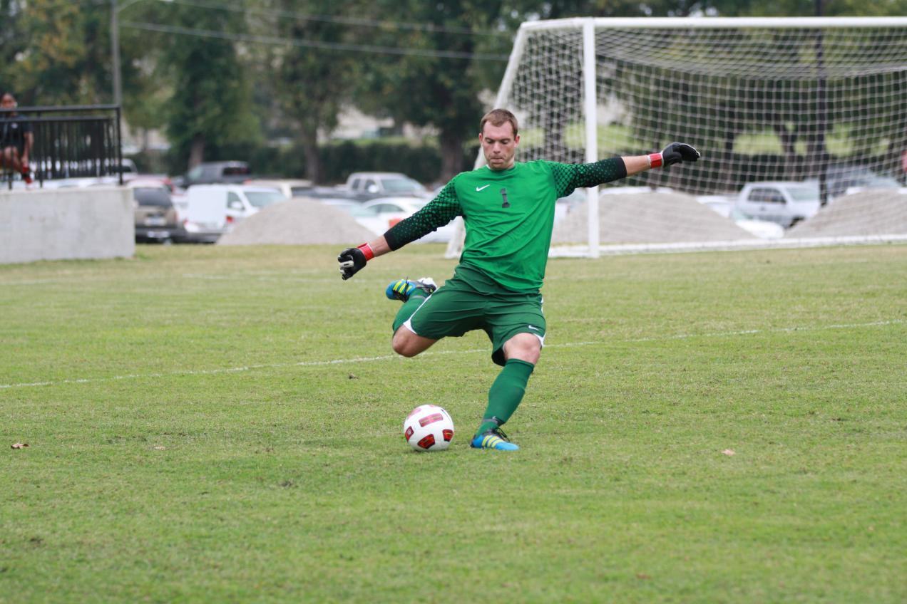 Huntingdon men's soccer stumbles against Piedmont