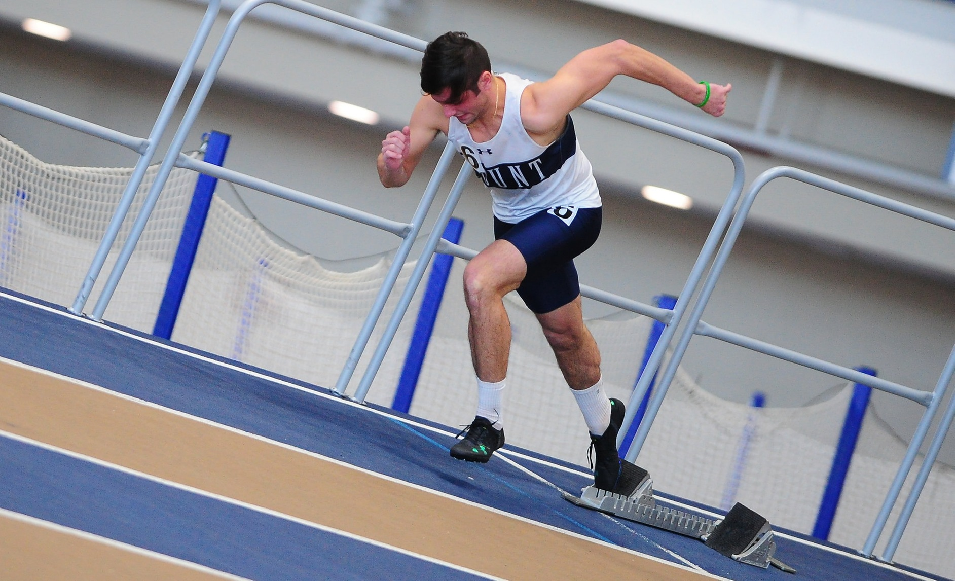 Mount St. Mary's Men's and Women's Indoor Track and Field Teams Ready for 2018 Northeast Conference Championships