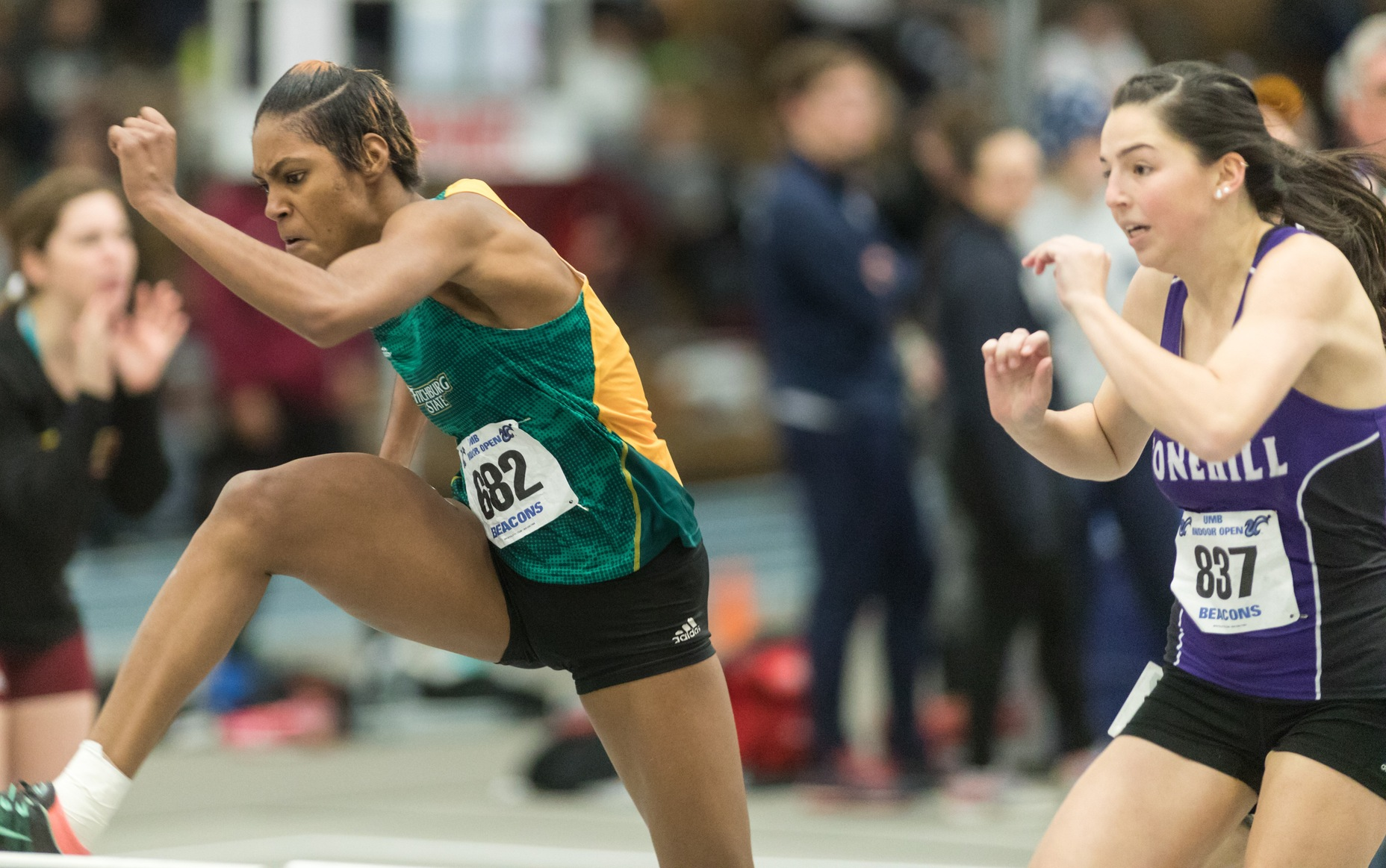 Woolley Competes At NCAA DIII Indoor National Championships