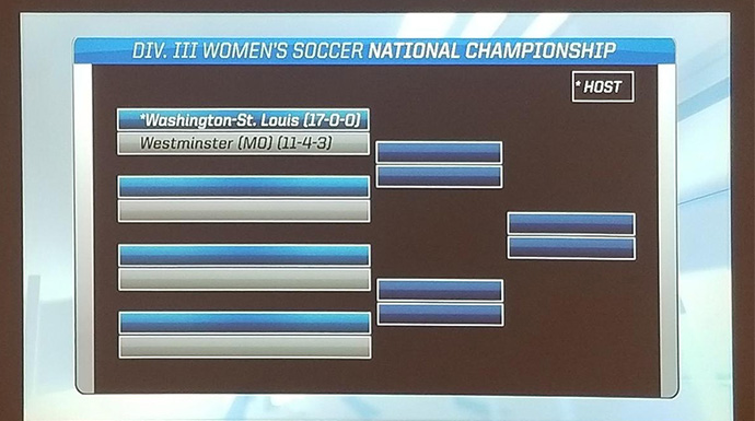 Blue Jays Headed To WashU For Women's Soccer Tournament