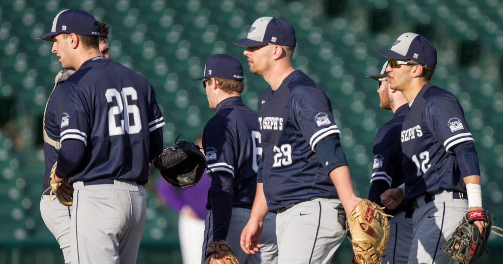 Baseball Readies for Five-Straight Road Games Over Four Days
