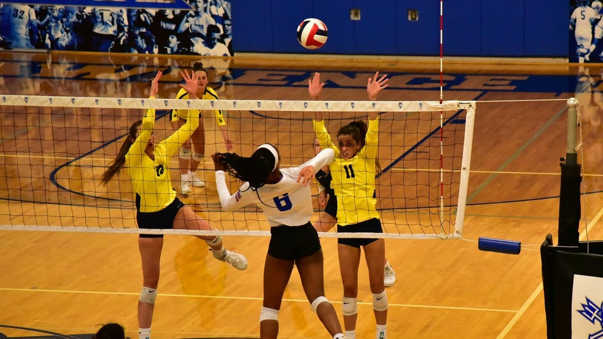 (RV) Blue Devils Cruise Past UM-Dearborn 3-0 on Wednesday Night; Move to 11-0 in WHAC Play