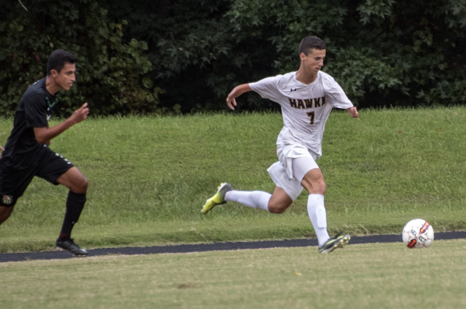 CSM Men's Soccer Team's Season Highlighted by Close Games