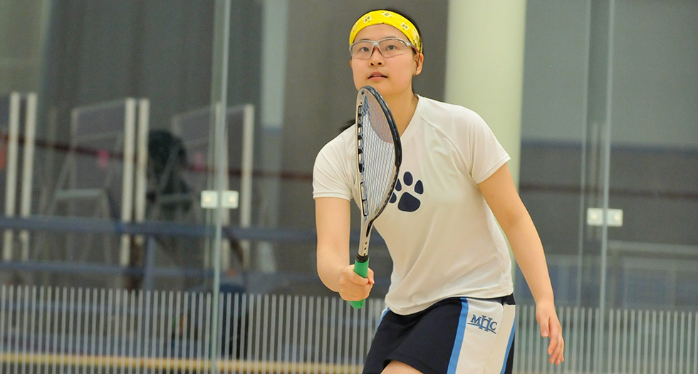 Squash Suffers 5-4 Loss to William Smith in CSA Semifinals