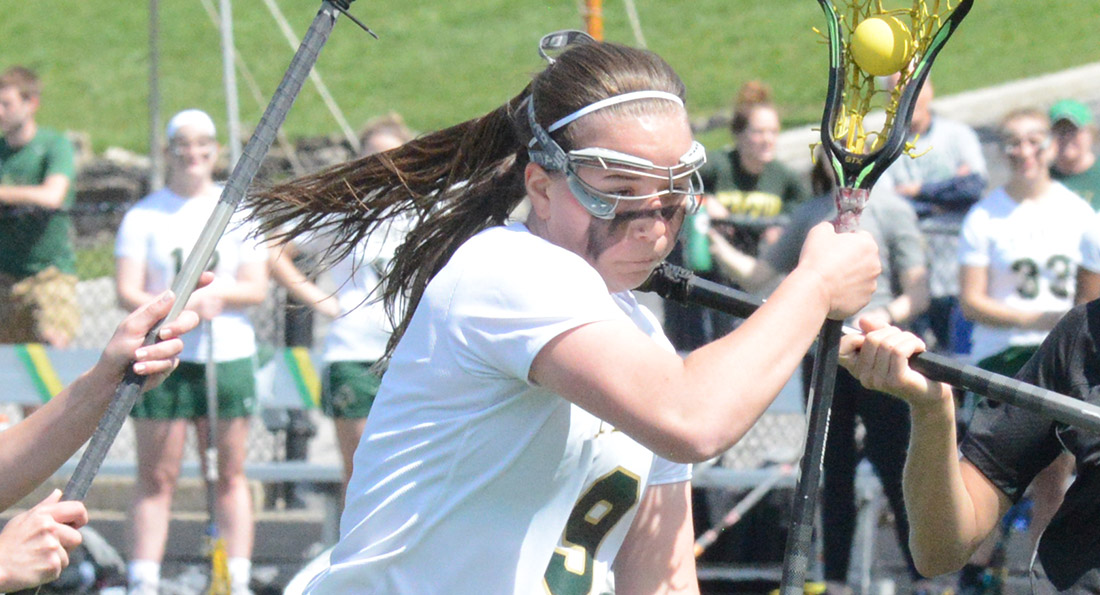 Amie Morrison scored a goal with an assist in Tiffin's loss to West Chester.