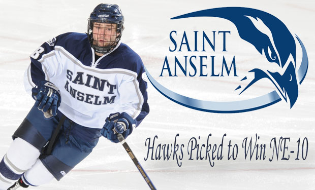 Saint Anselm the Favorite in Ice Hockey Preseason Poll ...