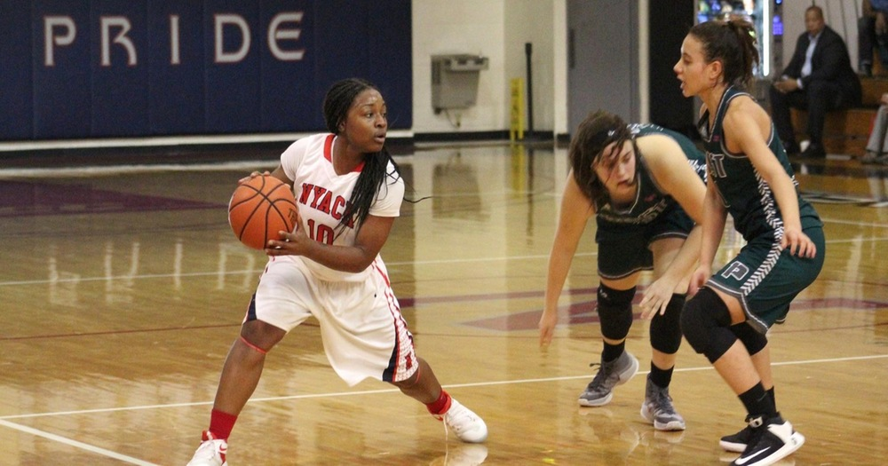 Women's Basketball Falls to Philadelphia at home, 49-70