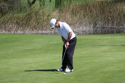 CMS Golf Competes in Firestone Grill Invitational