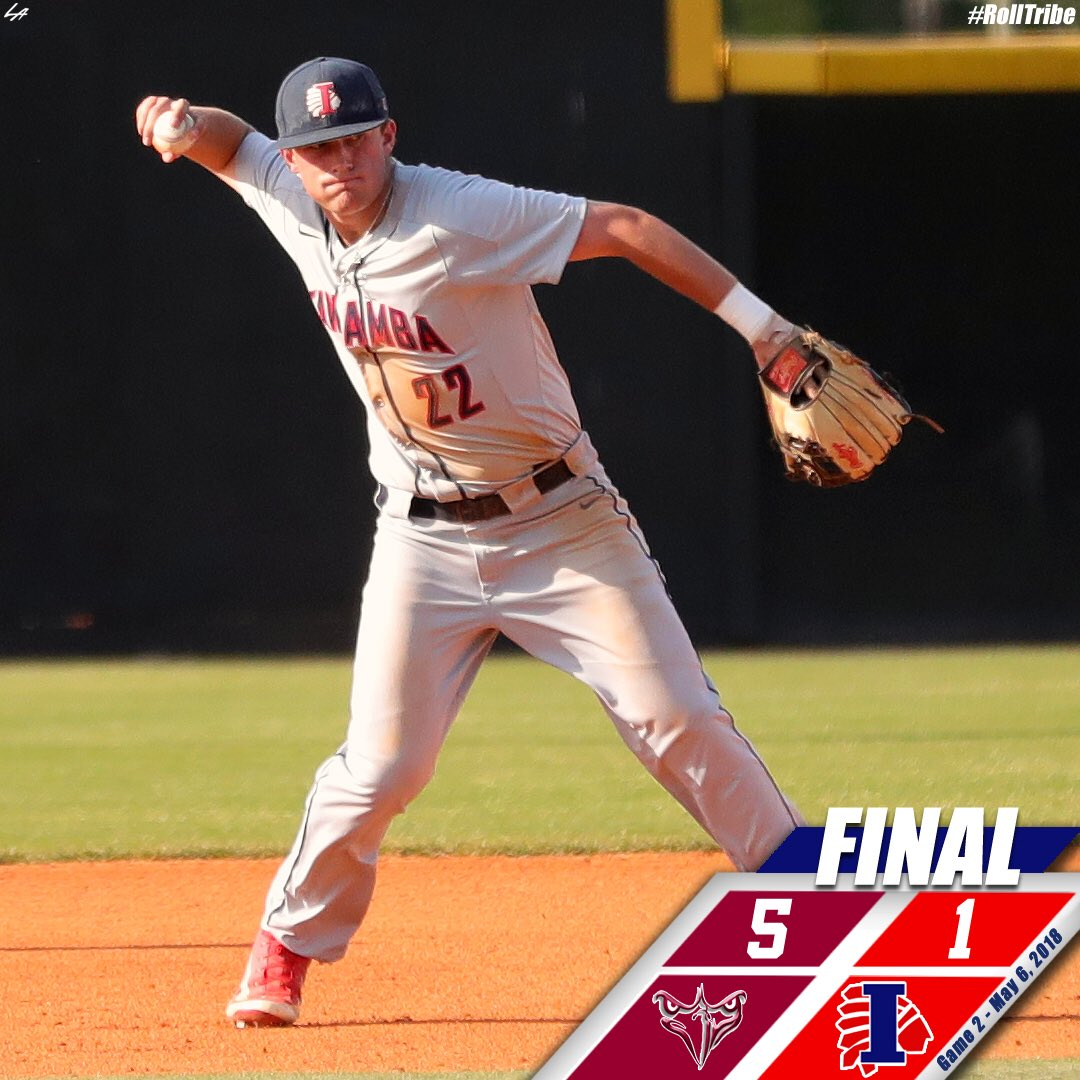 Indians fall in regular season finale to Hinds