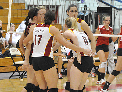 FSU Women's Volleyball Nationally Ranked
