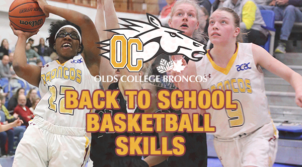 Broncos Women's Basketball Back To School Skills Camps
