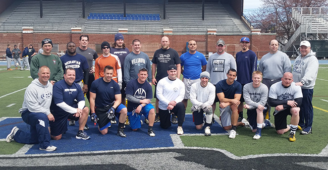 Hounds Set to Host 2nd Annual Alumni Flag Football Game on April 16