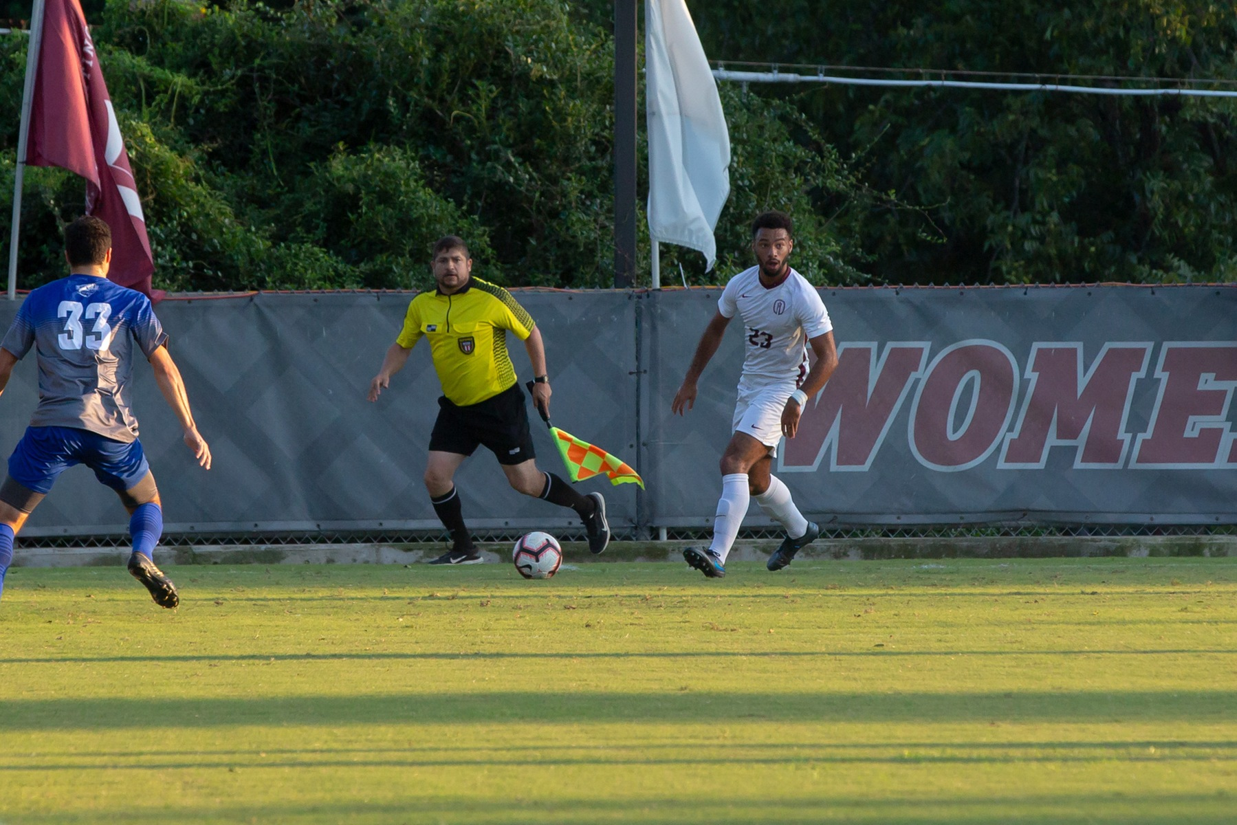 Trinity Edges Texas Lutheran 1-0 in SCAC Road Game