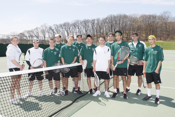 2010 Men's Tennis Season Preview