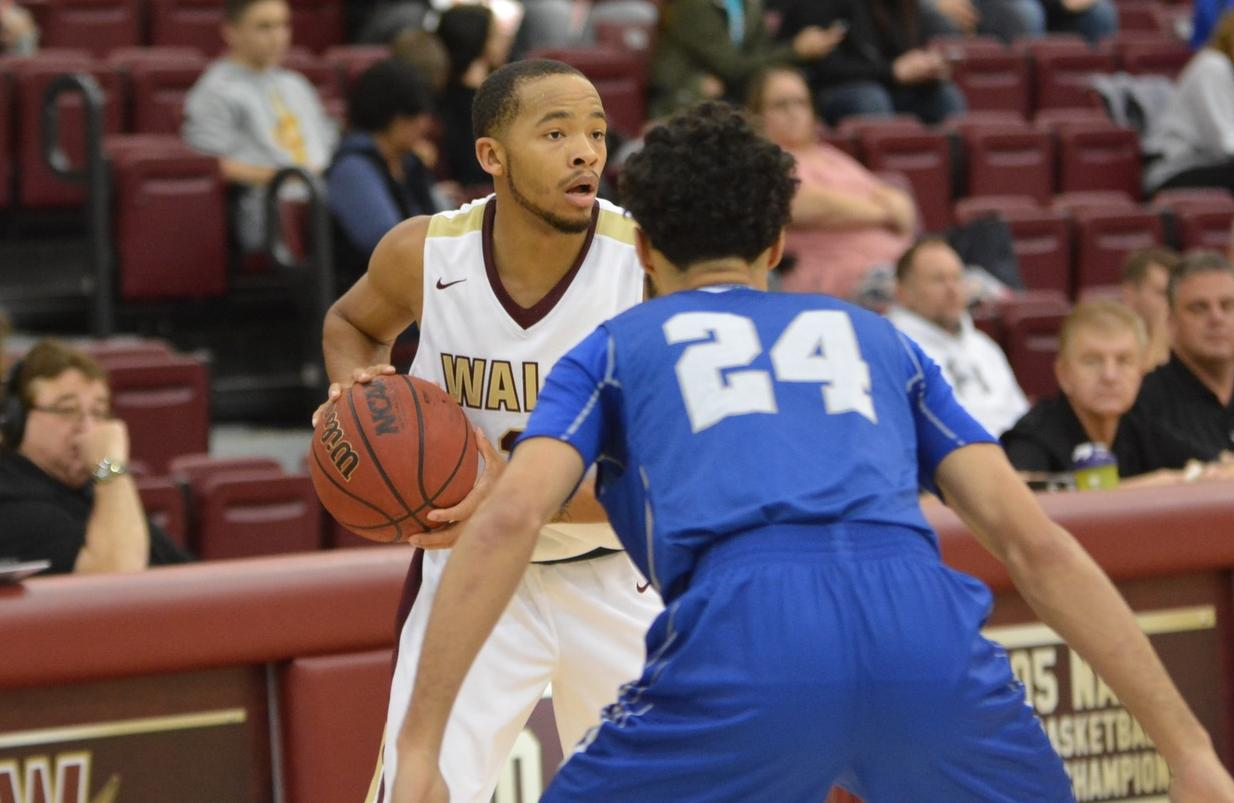 Straughter Beats Buzzer Give Walsh 62-61 Win Over Hillsdale
