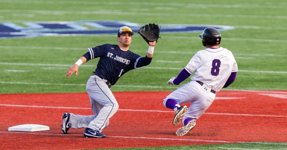 NYU Downs Baseball in Season Opener