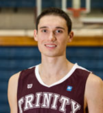 Zach Lambert, Trinity University, Men's Basketball
