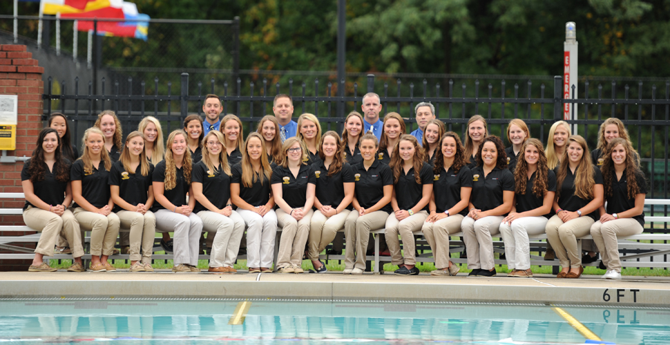 UMBC Women's Swimming and Diving Earns CSCAA Scholar All-America Team Award