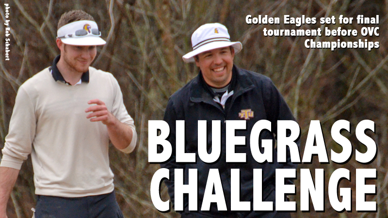 Golden Eagles wrap up regular season at Bluegrass Invitational
