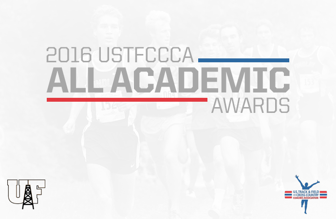 Oilers Earn USTFCCCA Academic Awards